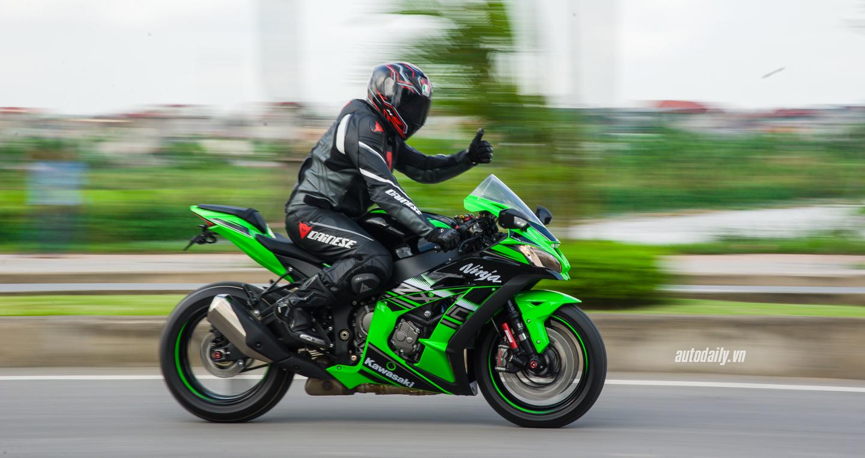 Thông tin Kawasaki Ninja ZX-10R 2016 được bày bán tại Hà Nội 6
