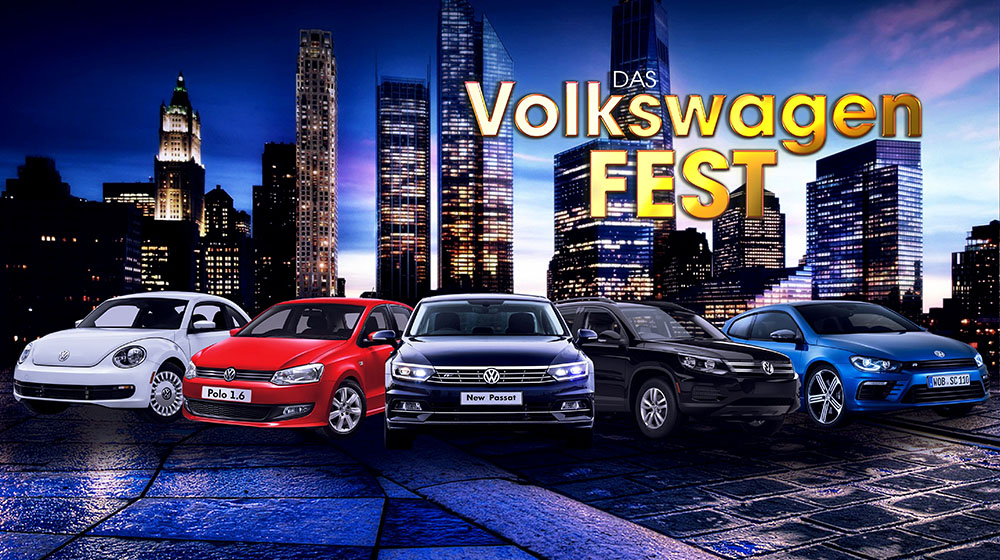 Sắp diễn ra ngày hội Volkswagen lần đầu tiên tại Việt Nam 1