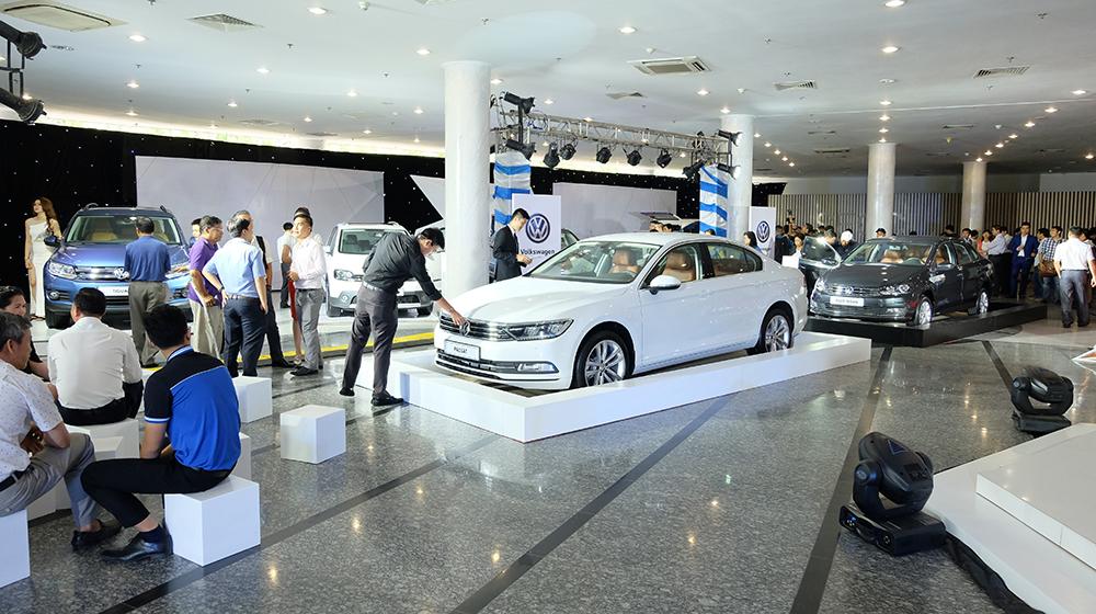 Volkswagen tổ chức triễn lãm lần đầu tiên tại Việt Nam 3