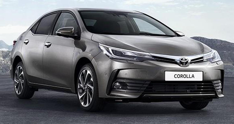 Toyota giới thiệu Corolla 2017 phiên bản mới đến Đông Nam Á 1
