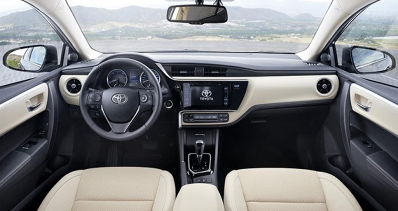 Toyota giới thiệu Corolla 2017 phiên bản mới đến Đông Nam Á 4