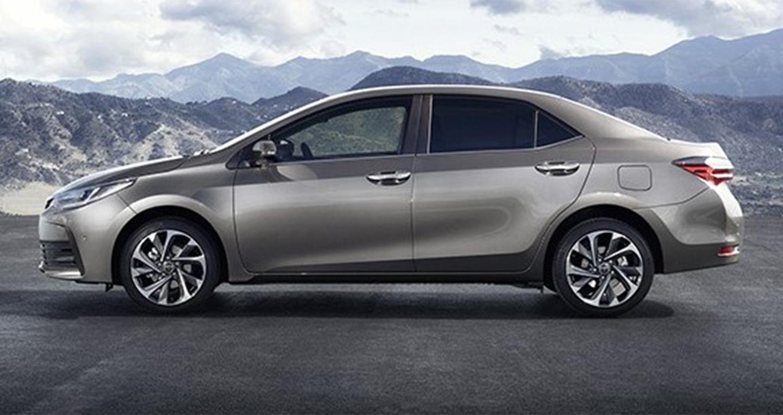 Toyota giới thiệu Corolla 2017 phiên bản mới đến Đông Nam Á 2
