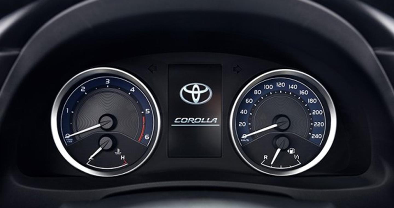 Toyota giới thiệu Corolla 2017 phiên bản mới đến Đông Nam Á 5