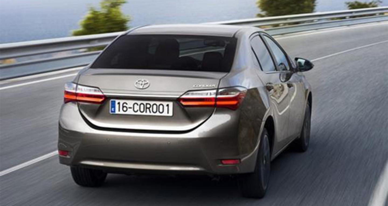 Toyota giới thiệu Corolla 2017 phiên bản mới đến Đông Nam Á 3