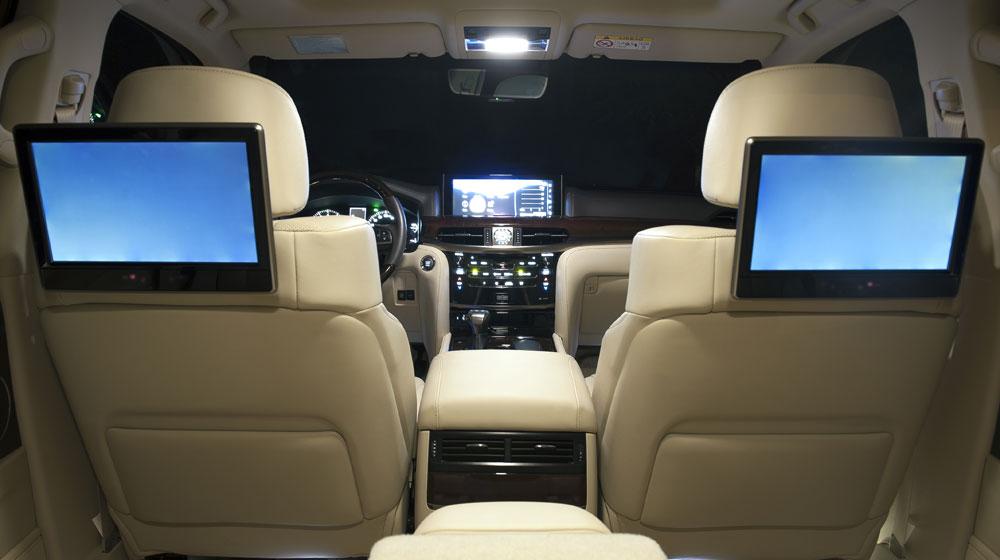 Mercedes-Benz GLS Đánh giá xe Mercedes GLS và Lexus LX570 lexus lx 570