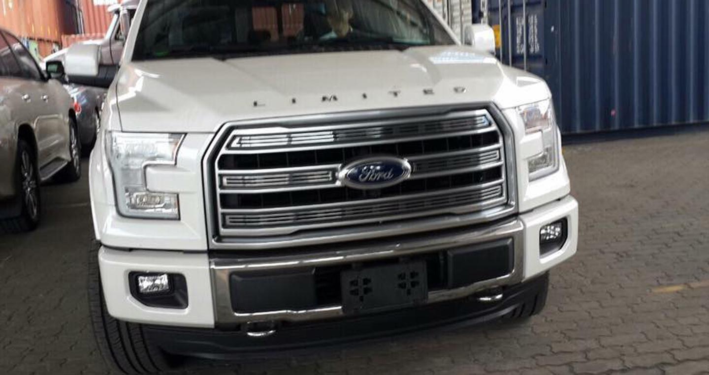 xe bán tải ford f 150 Xe bán tải Ford F-150 Limited 2016 về Việt Nam ford 20f 150 20 4