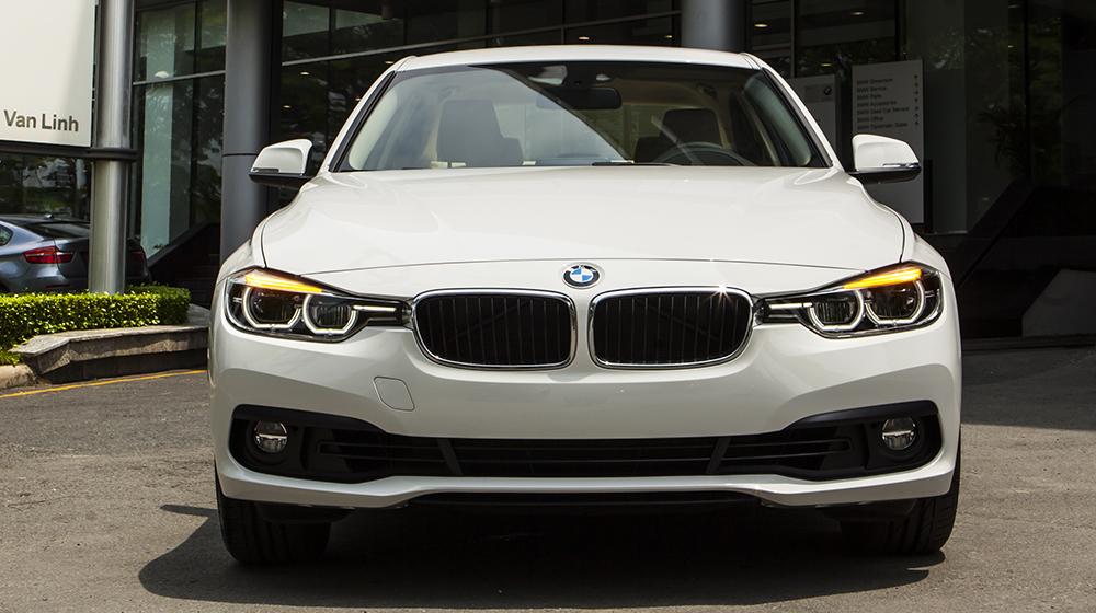 Giá xe BMW 320i bản kỷ niệm 100 năm tại Việt Nam từ 1,658 tỷ VNĐ 1