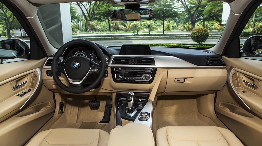 Giá xe BMW 320i bản kỷ niệm 100 năm tại Việt Nam từ 1,658 tỷ VNĐ 5