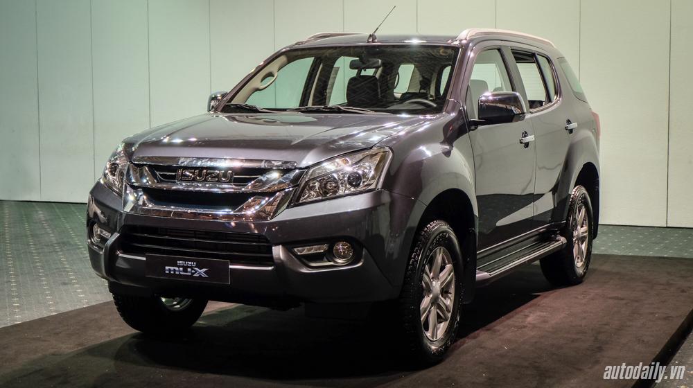 Với gần 1 tỷ VNĐ nên mua SUV 7 chỗ Chevrolet Captiva hay Isuzu MU-X ? 2