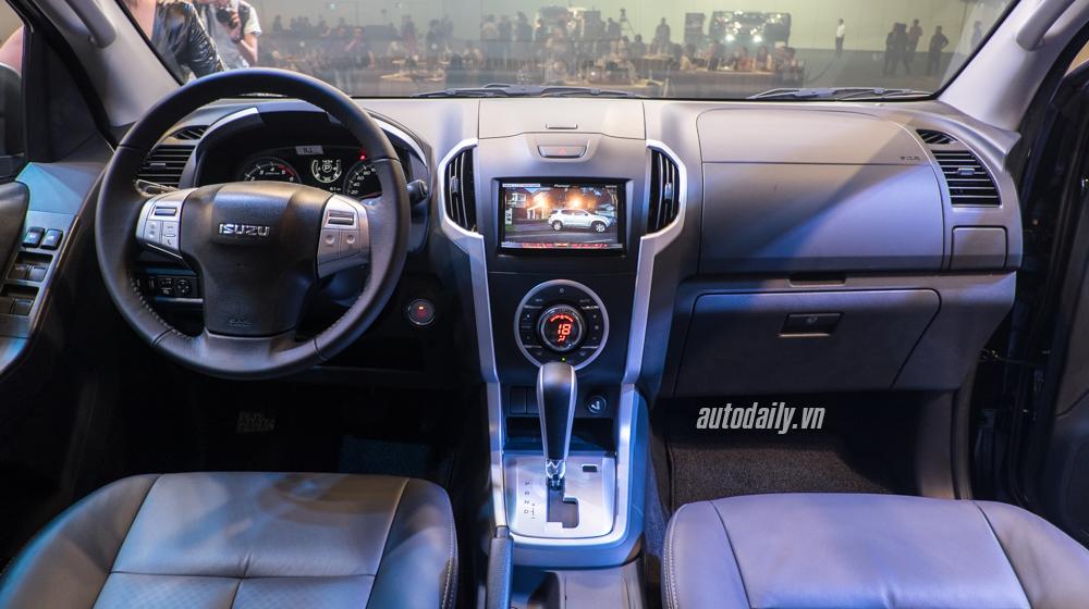 Với gần 1 tỷ VNĐ nên mua SUV 7 chỗ Chevrolet Captiva hay Isuzu MU-X ? 4