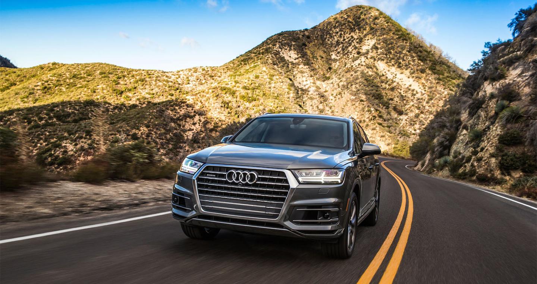 Hãng Audi triệu hồi hơn 14.000 xe Audi Q7 2017 do lỗi túi khí 3