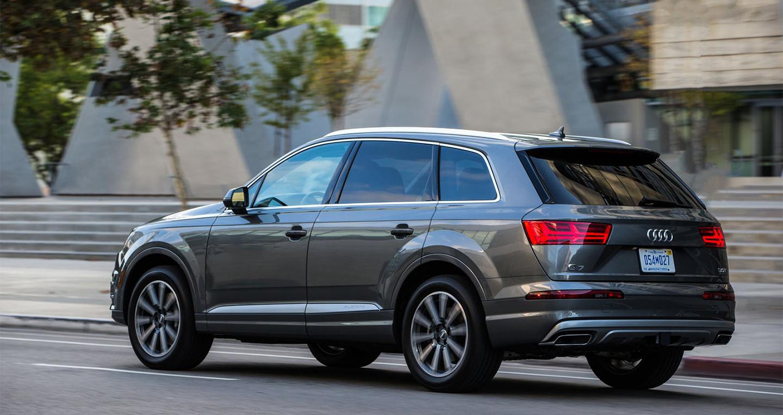Hãng Audi triệu hồi hơn 14.000 xe Audi Q7 2017 do lỗi túi khí 4