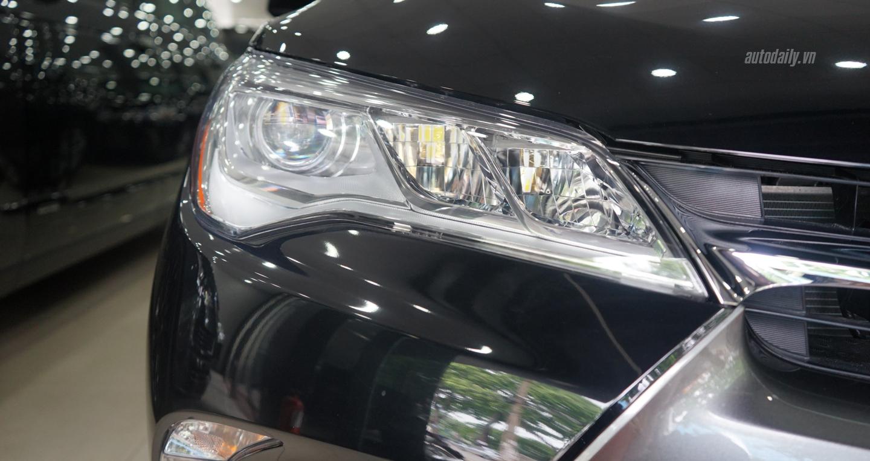 Giá xe Toyota Camry 2016 XLE 3.5 nhập mỹ với 2,9 tỷ tại Việt Nam 9