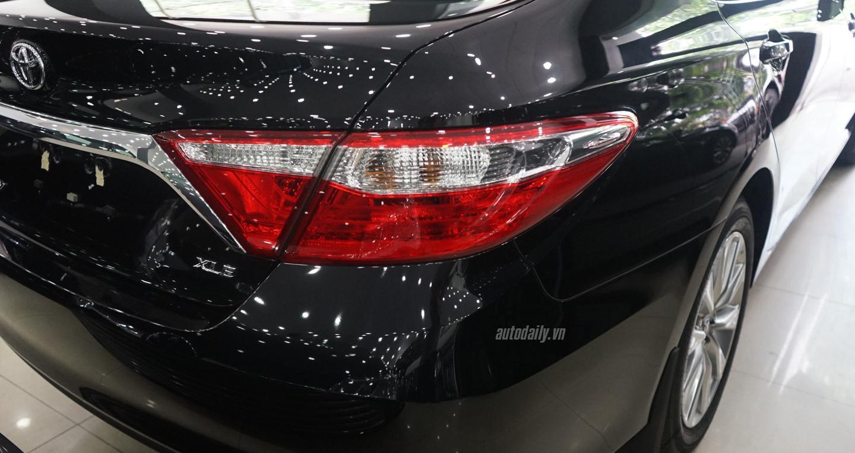 Giá xe Toyota Camry 2016 XLE 3.5 nhập mỹ với 2,9 tỷ tại Việt Nam 7