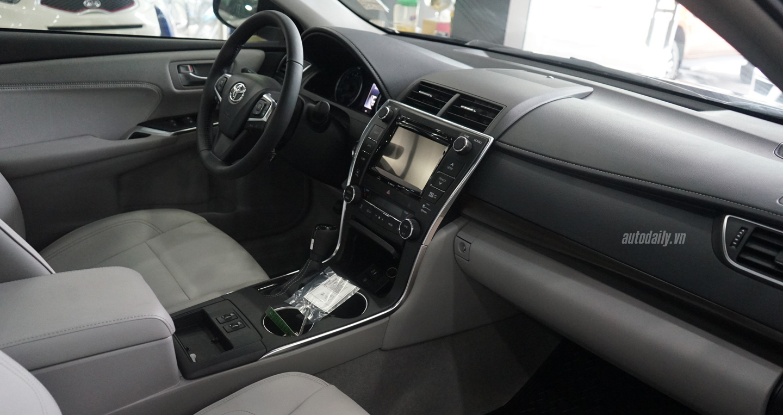 Giá xe Toyota Camry 2016 XLE 3.5 nhập mỹ với 2,9 tỷ tại Việt Nam 12