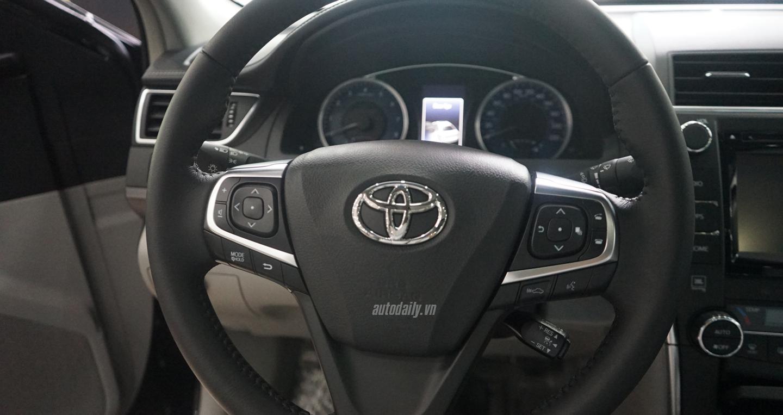 Giá xe Toyota Camry 2016 XLE 3.5 nhập mỹ với 2,9 tỷ tại Việt Nam 14