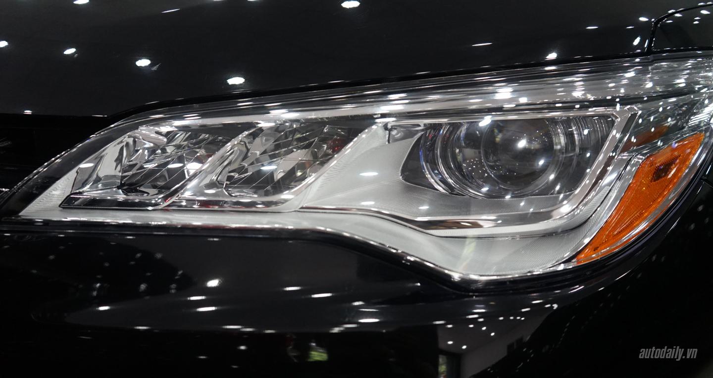 Giá xe Toyota Camry 2016 XLE 3.5 nhập mỹ với 2,9 tỷ tại Việt Nam 10