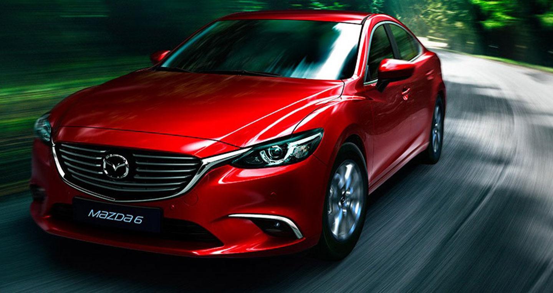 Những ưu điểm của Mazda 6 2017 về công nghệ mới giúp lái xe an toàn hơn 2