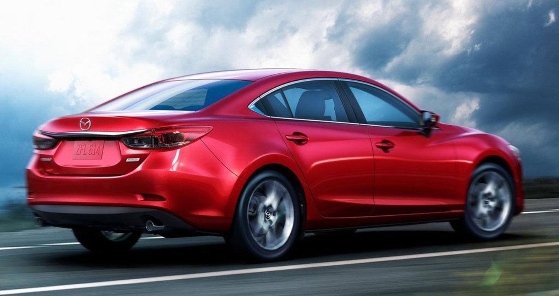 Những ưu điểm của Mazda 6 2017 về công nghệ mới giúp lái xe an toàn hơn 3