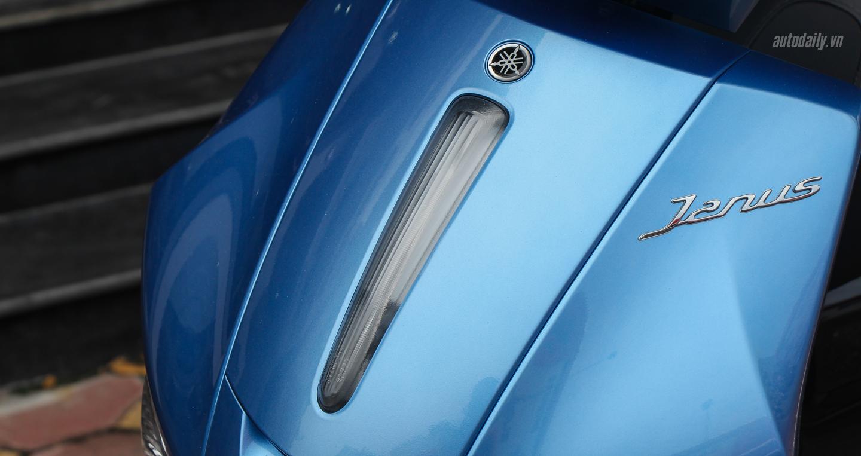 Ngắm cận cảnh Yamaha Janus 125 được bày bán tại Đại Lý 4