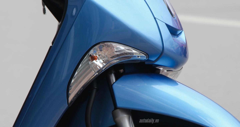 Ngắm cận cảnh Yamaha Janus 125 được bày bán tại Đại Lý 7