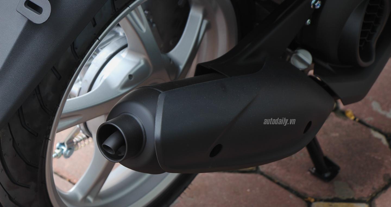 Ngắm cận cảnh Yamaha Janus 125 được bày bán tại Đại Lý 26