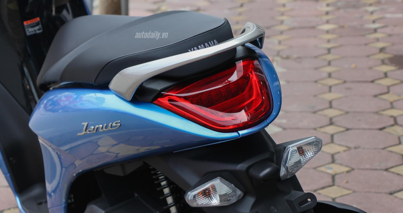 Ngắm cận cảnh Yamaha Janus 125 được bày bán tại Đại Lý 12
