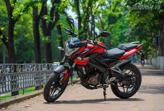 Bán xe Kawasaki Bajaj Pulsar 200ns chính chủ biển Hà Nội