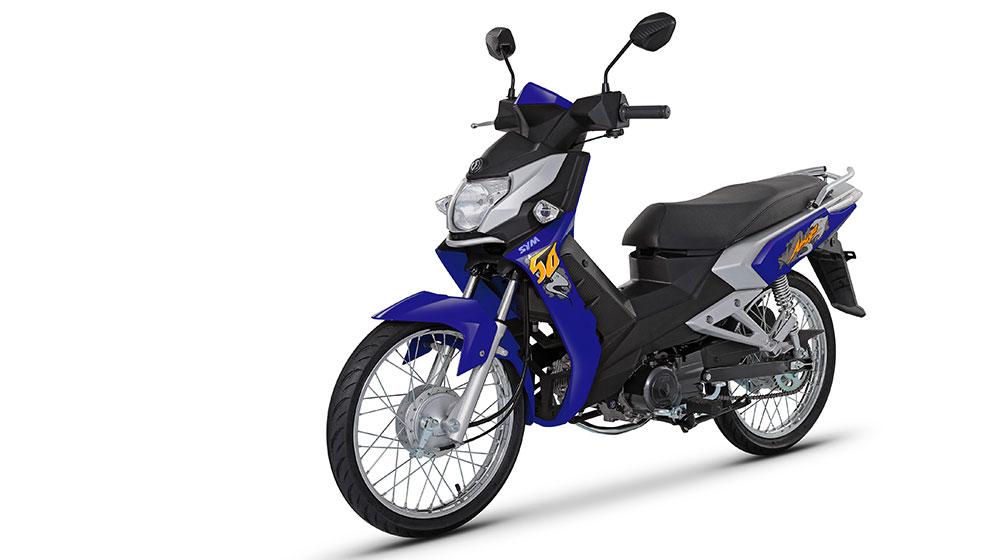 Top 5 mẫu xe máy cho học sinh 50cc giá rẻ, thiết kế đẹp, hiện đại 2