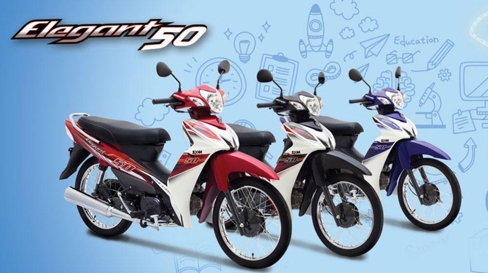 Top 5 mẫu xe máy cho học sinh 50cc giá rẻ, thiết kế đẹp, hiện đại 4