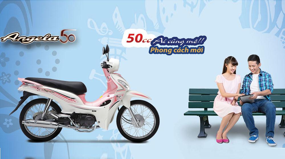 Top 5 mẫu xe máy cho học sinh 50cc giá rẻ, thiết kế đẹp, hiện đại 3