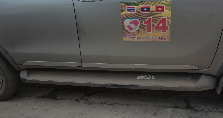 Cận cảnh Toyota Fortuner 2016 vừa xuất hiện trên đường phố Hà Nội 8