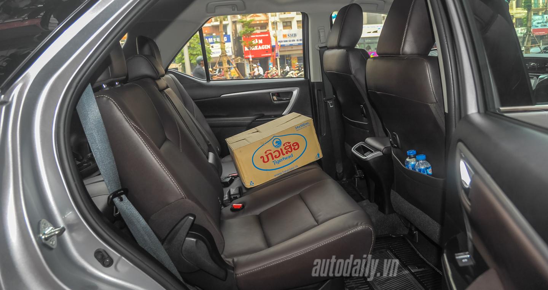 Bắt gặp Toyota Fortuner 2016 trên phố phiên bản được đưa về thị trường Việt 6
