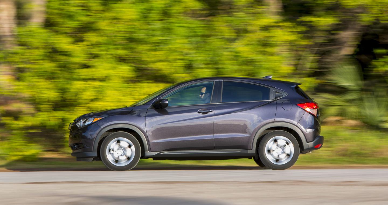 Honda HR-V 2017 giá bán bao nhiêu? Đánh giá xe HR-V 2017 của Honda