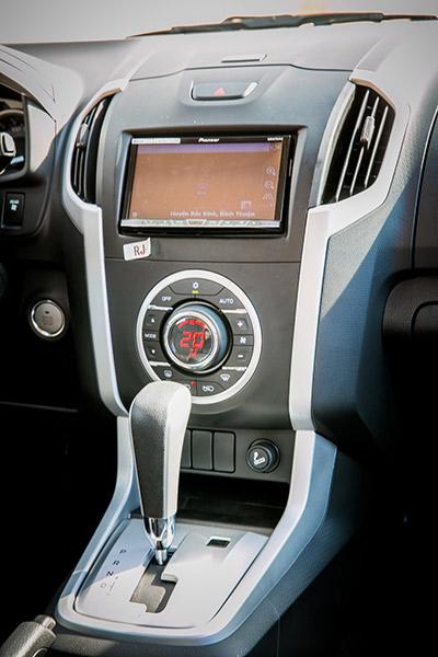 SUV đa dụng Isuzu mu-X: Giá tốt, bảo hành cao lại tiết kiệm nhiên liệu 7