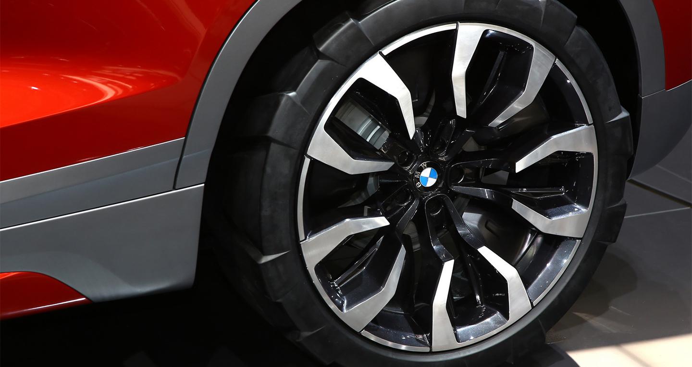 BMW X2 dạng concept được giới thiệu ở triển lãm ô tô Paris 2016 2