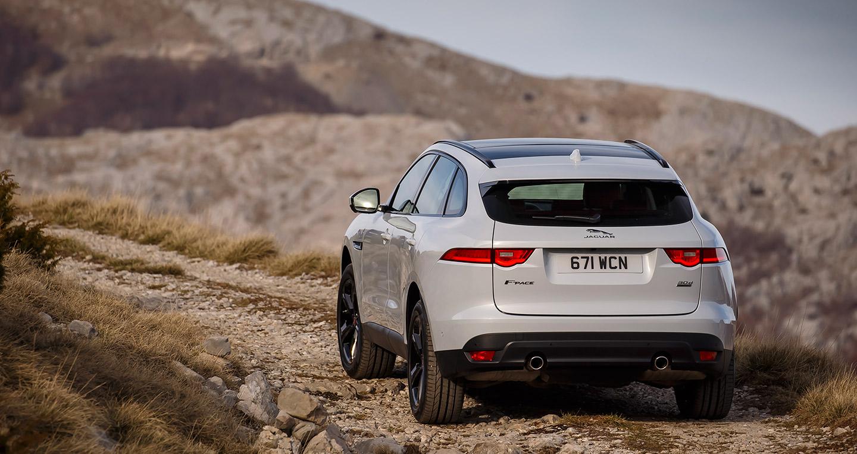 SUV đa dụng Jaguar F-Pace sẽ ra mắt thị trường Việt vào tháng 10/2016 2