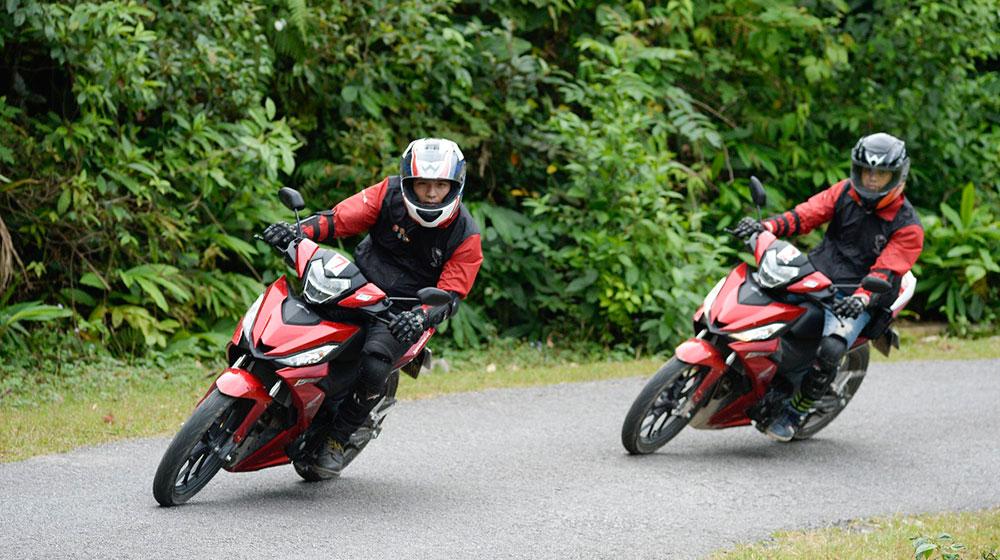 Cảm nhận Honda Winner 150 về hành trình từ Hà Nội đến cực Tây 4