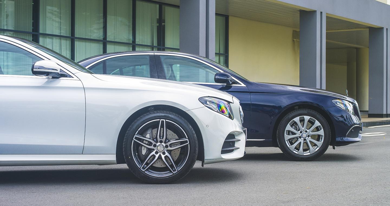 Mercedes E-Class 2017, danh gia Mercedes E-Class 2017, ban xe Mercedes E-Class 2017, danh gia E-Class 2017, danh gia E200 2017, danh gia E300 AMG 2017