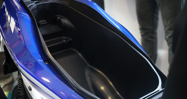 Đánh giá xe Yamaha NVX 2017: mẫu xe ga thể thao hoàn toàn mới 6