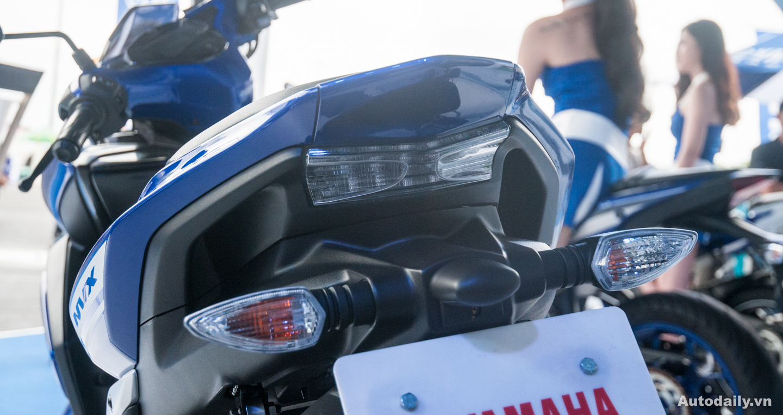 Yamaha NVX 155cc 2017 chính thức có mặt ở Việt Nam tại giải đua Yamaha GP 4