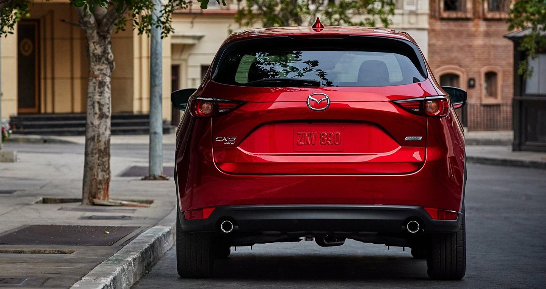 Đánh giá xe Mazda CX-5 2017 từ ngoại thất, nội thất cho đến những trang bị an toàn 6