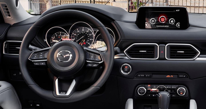 Đánh giá xe Mazda CX-5 2017 từ ngoại thất, nội thất cho đến những trang bị an toàn 8
