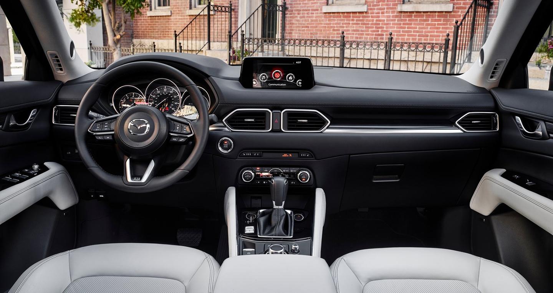 Đánh giá xe Mazda CX-5 2017 từ ngoại thất, nội thất cho đến những trang bị an toàn 7