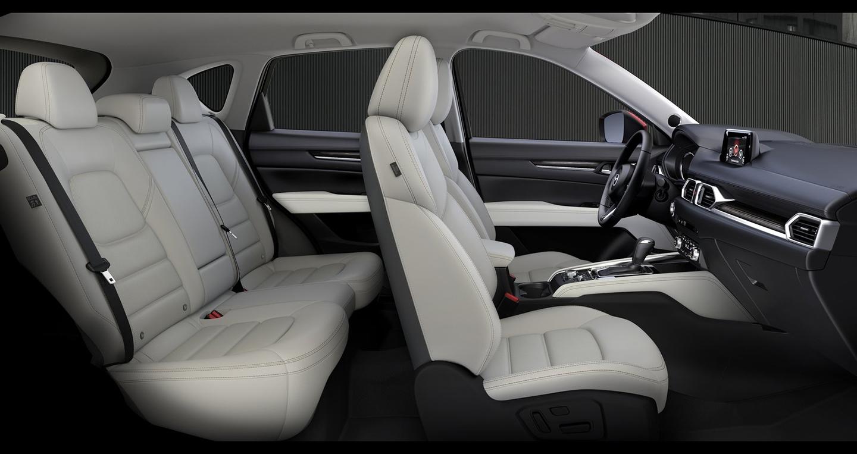 Đánh giá xe Mazda CX-5 2017 từ ngoại thất, nội thất cho đến những trang bị an toàn 11
