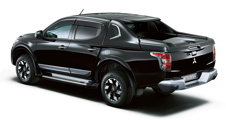 Mitsubishi Triton Xe bán tải Mitsubishi Triton thêm tùy chọn động cơ triton