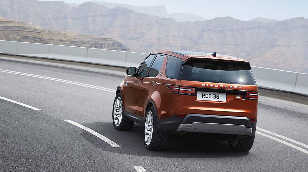 Land Rover Discovery 2017 chốt giá 50,000$