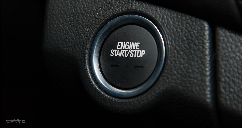 Cận cảnh Chevrolet Cruze phiên bản nâng cấp vừa mắt tại Việt Nam