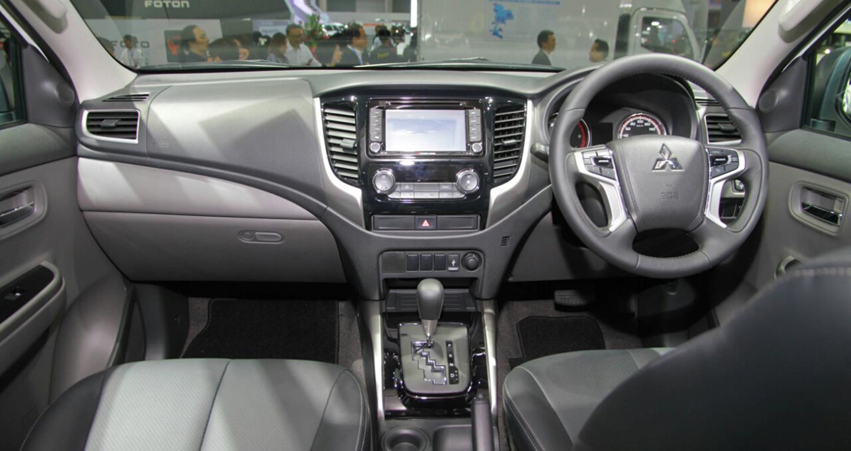 Mitsubishi Triton 2017 ra mắt với 3 phiên bản động cơ tùy chọn tại Thái Lan 4