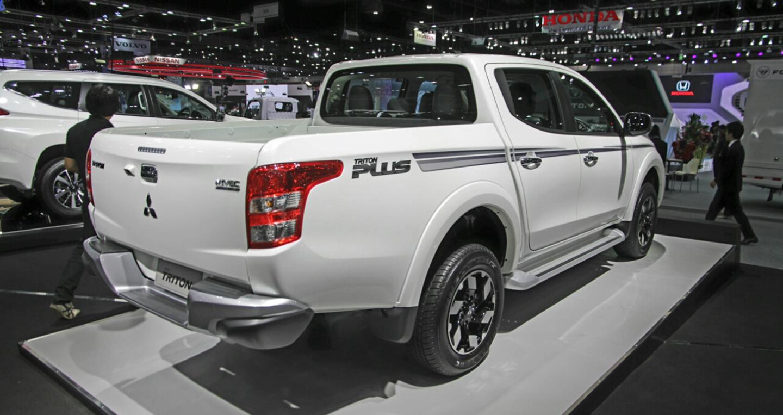 Mitsubishi Triton 2017 ra mắt với 3 phiên bản động cơ tùy chọn tại Thái Lan 3